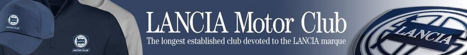 Lancia Motor Club Forum Banner